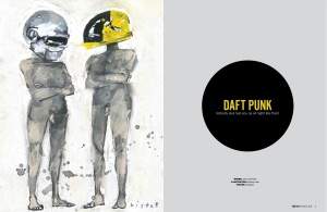 Daft Punk triple j annual 1-2