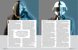 Daft Punk triple j annual 3-4