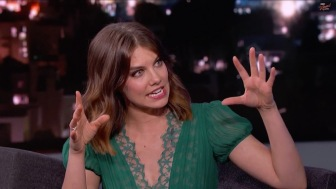lauren-cohan-walking-dead-on-jimmy-kimmel
