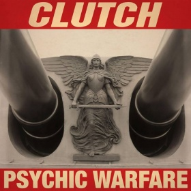 Clutch - psychic warfare cover